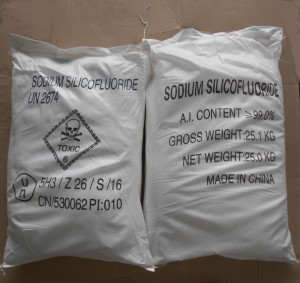 Sodium fluorosilicate 16893-85-9 for building materials
