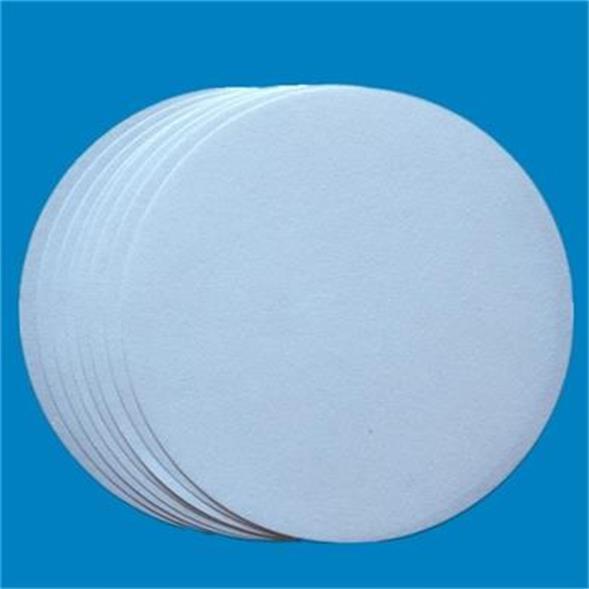 giấy lọc định tính;  đường kính 9cm